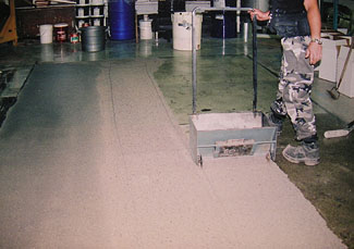 5. Screed Box